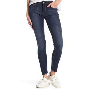 Articles of Society Sarah Skinny Dark Wash Jeans